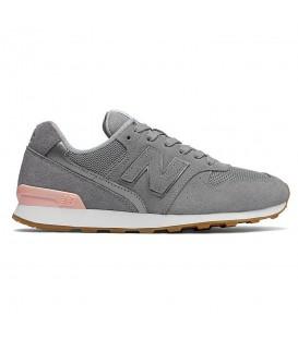 Zapatillas para mujer New Balance WR996 Lifestyle WR996FSB de color gris. Otros modelos de New Balance para mujer en chemasport.es