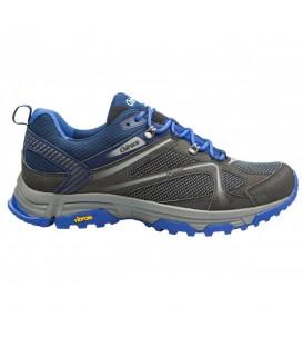 Zapatillas de trekking Chiruca Samoa 449660312 de color gris y azul para hombre. Otros modelos de Chiruca al mejor precio en chemasport.es