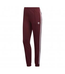 Pantalón para mujer adidas CLRDO DH2998 de color granate al mejor precio en tu tienda de deportes online chemasport.es