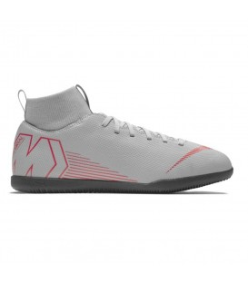 ZAPATILLAS FUTBOL SALA NIKE JR SUPERFLY X 6 CLUB IC AH7346-060