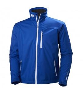 Cazadora para hombre Helly Hansen Crew Midlayer 30253_563 de color azul al mejor precio y gastos de envío gratis en chemasport.es