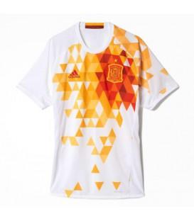 Camiseta de la segunda equipación de la selección española. Entra en nuestra sección de fútbol y compra online al mejor precio en Chema Sport