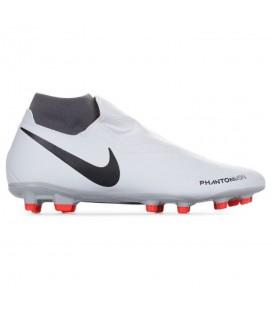 Botas de fútbol Nike Phantom Vision Academy AO3258-060 de color gris para hombre. Otros modelos de fútbol para hombre en chemasport.es