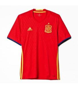 Camiseta de la primera equipación de la selección española. Cómprala online al mejor precio en Chema Sport y recíbela en 24-48 horas