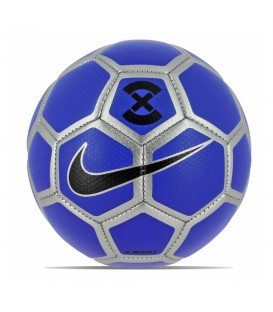 Balón de fútbol sala Nike Menor X SC3039-410 de color azul al mejor precio en tu tienda de deportes online chemasport.es