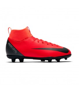 BOTAS DE FÚTBOL NIKE CR7 SUPERFLY 6 CLUB MG JUNIOR