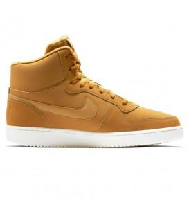 Zapatillas para hombre Nike Ebernon Mid SE AQ8125-700 de color marron al mejor precio en tu tienda de deportes online chemasport.es