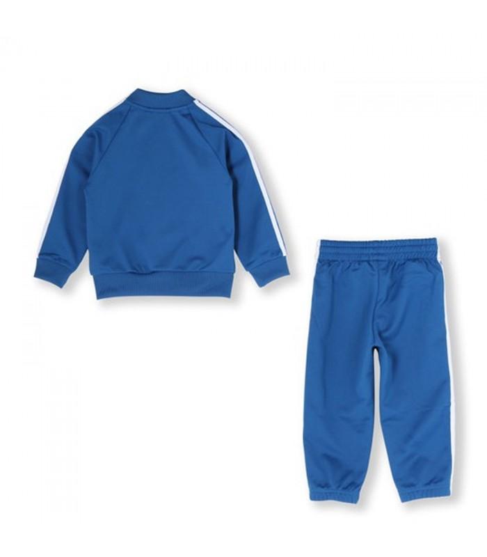 adidas superstar niño azul