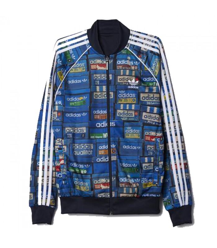 adidas superstar chaqueta