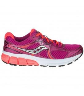 Zapatillas de running con buena amortiguación y ligeras para mujer de Saucony.