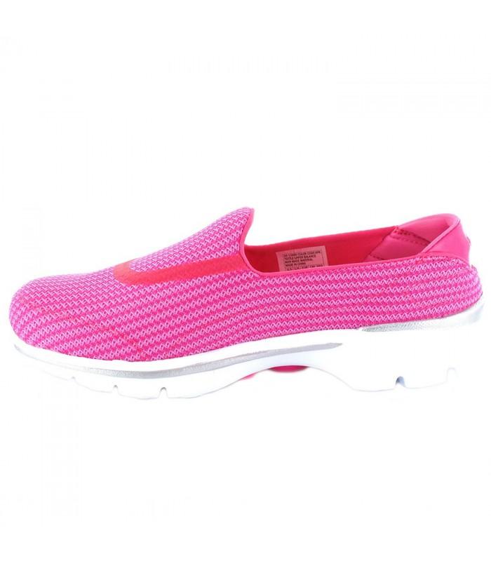 2018 Precio barato Zapatos rosas Skechers Go Walk para mujer Precio realmente barato Venta a estrenar Unisex Barato Venta Professional Navegar en línea sBAd5