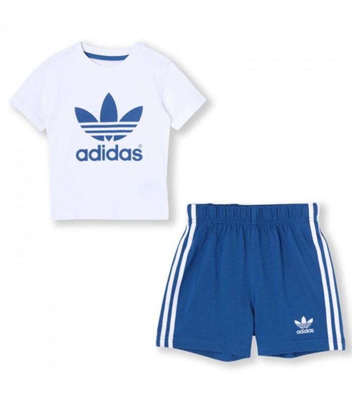 Pantalón Pantalón Pantalón Teeshort Conjunto Adidas Adidas Adidas Adidas Corto Camiseta Niño 6UqxZBwq