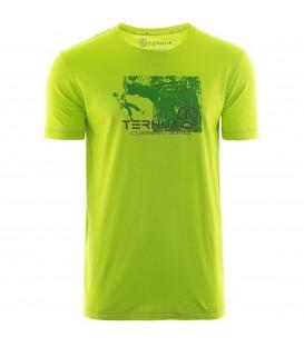 Comprar camiseta Ternua Pipe barata, ideal para trekking, escalada y actividades de montaña. Cómprala online en Chema Sport y recíbela en 24-48 horas