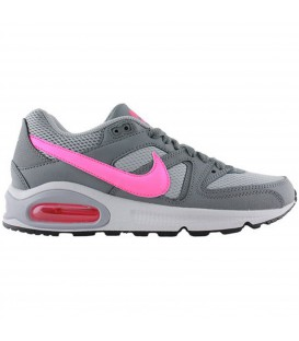 ZAPATILLAS NIKE AIR MAX COMMAND (GS) GRIS ROSA