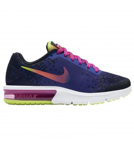 ZAPATILLAS NIKE AIR MAX SEQUENT PRINT (GS)