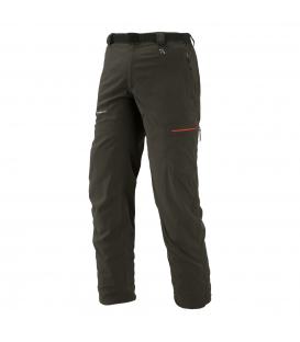 Eescubre en Chema Sport el pantalón largo Myroh Fi para hombre en color gris para la práctica deportiva en espacios exteriores al mejor precio.
