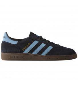 Zapatillas para hombre Adidas Spezial de ante en color azul marino y azul claro. Otros colores en Chema Sport.