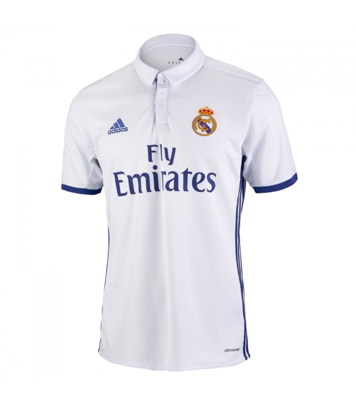camiseta algodon real madrid adidas