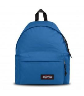 Mochila color azul modelo padded pak'r de Eastpack. Otros colores de mochilas Eastpack en chemasport.es