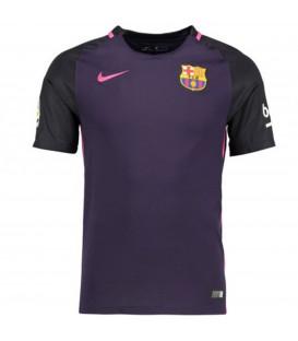 camiseta de fútbol segunda equipación FC Barcelona 2016/17.