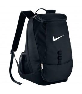 Mochila de fútbol Nike Team Football con compartimento para las botas y el balón disponible en varios colores.