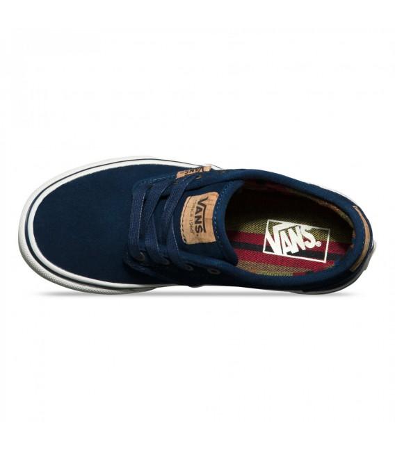 zapatillas vans niño 26