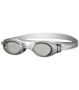 Gafas de natación Speedo Rapide de color gris claro anti bajo y protección UV. Otras gafas de natación en Chema Sport.