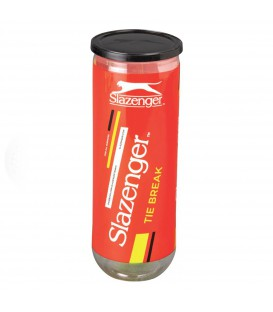 PELOTAS SLAZENGER TIE BREAK