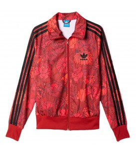 Chaqueta estampada Adidas Originals Firebird para mujer con logo de Adidas estampado en la parte trasera. Otros modelos de Adidas en chemasport.es