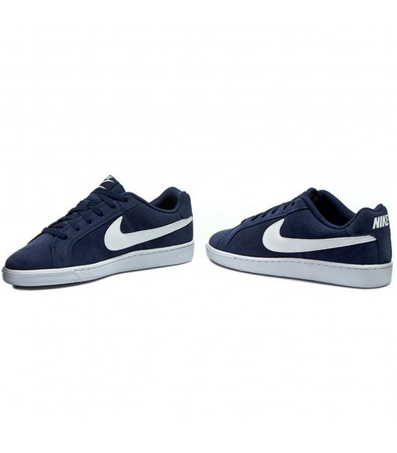 nike court royale mujer azul