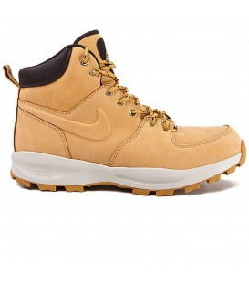 Comprar botas para hombre Nike Manoa en color beige en chemasport.es al mejor precio.