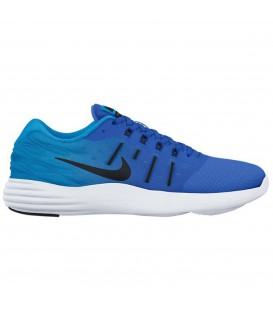 NIKE LUNARSTELOS zapatillas hombre azul 844591-400