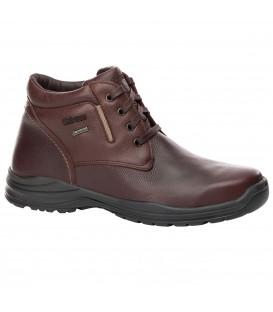Las botas Chiruca Rhodes 2 son ideales para viajar. Su diseño en piel la hacen fácilmente combinable. Con gore-tex protegen además de todo tipo de climas