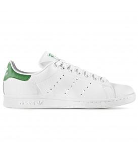 Zapatillas para hombre Adidas Stan Smith con piel granulada y tela. Otros modelos de Adidas en Chema Sneakers. S80029