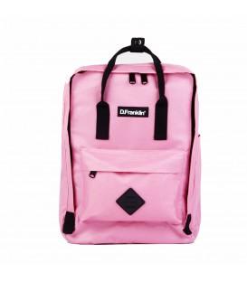 Comprar mochila de D. Franklin con correas ajustables de color rosa a buen precio. Otros modelos en Chema Sneakers.