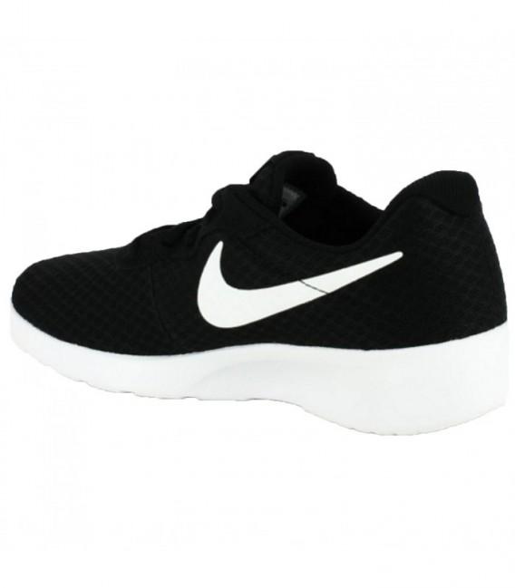 zapatillas negras nike junior tanjun