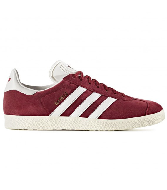 zapatillas gazelle adidas granate