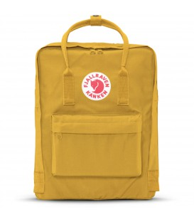 Comprar mochila Fjallraven Kanken color Ochre tamaño classic F23510-160