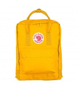 Mochila Fjallraven Kanken classic amarilla (warm yellow) F23510-141. Otros colores de mochilas Kanken en chemasport.es