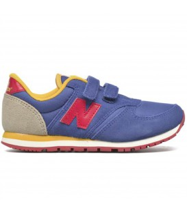 zapatillas new balance niño ke240lifestyle moda multicolor ke420LRI
