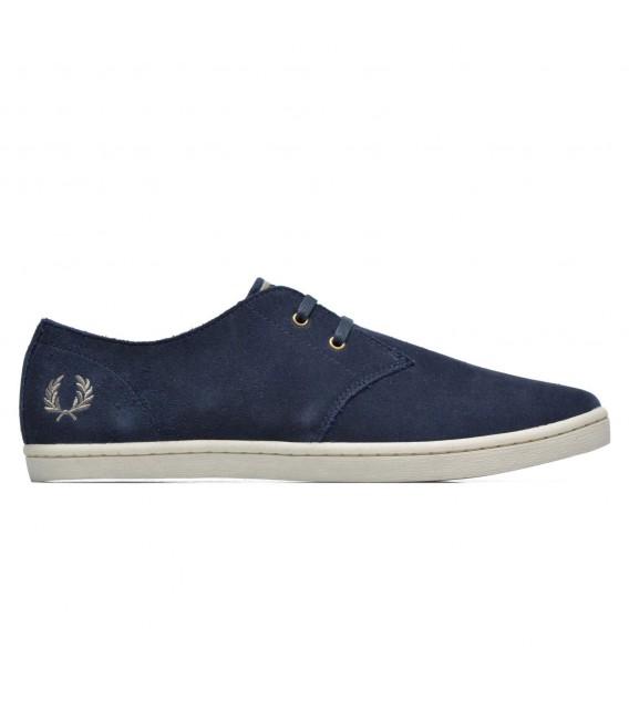 Zapatos azul marino Fred Perry para hombre C24paZZiFp