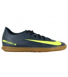 Con las botas para futbol sala MercurialX Vortex III CR7 IC de Nike obtendrás la mayor velocidad y mejor control de la pelota. Cómpralas ya en chemasport.es