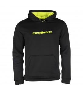 Sudadera Trangoworld login para hombre con capucha y tejido elástico. Otras sudaderas en Chema Sport.
