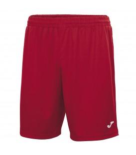 Pantalón corto de deporte de color rojo para hombre de la marca Joma. Otros pantalones de deporte en Chema Sport.