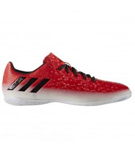 Compra ya tus zapatillas de fútbol sala Adidas Messi 16.4 IN para hombre en color rojo en tu tienda chemasport.es al mejor precio