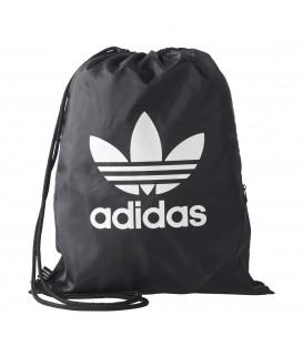 Compra ya tu saquito Adidas Gymsack Trefoil en color negro con el mejor precio en chemasport.es