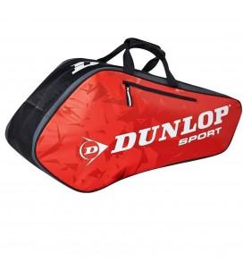 Comprar raquetero D Tac Tour 6 Racket de Dunlop 817208 en color rojo. Encuentralo al mejor precio en chemasport.es