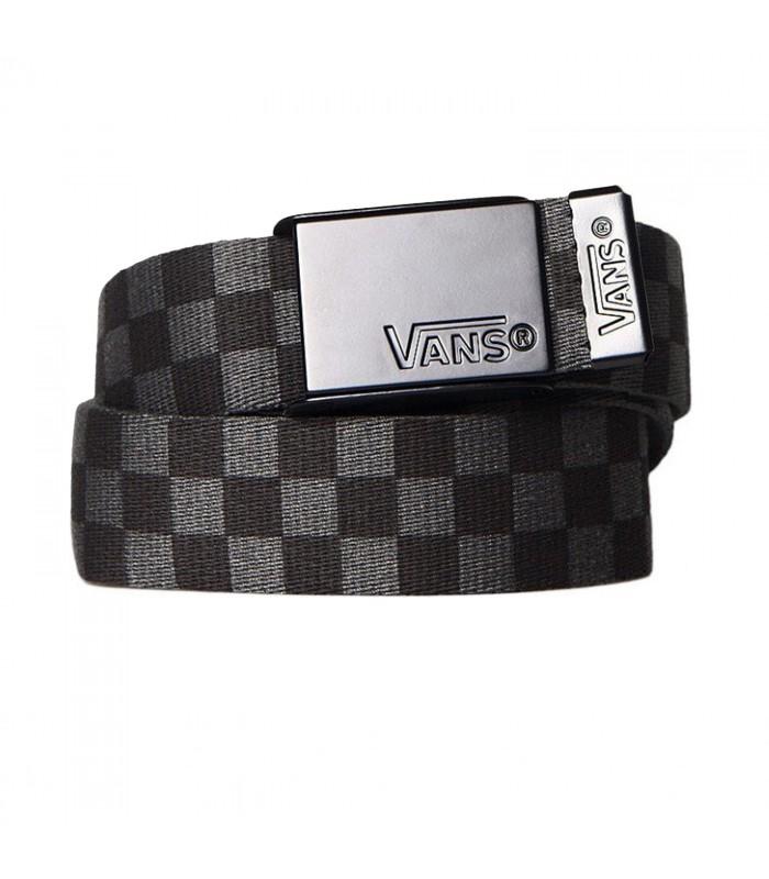cinturon vans negro