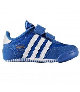Comprar patucos Adidas Dragon L2W Crib BB5235 en color azul al mejor precio. Encuentra este y más modelos en chemasport.es