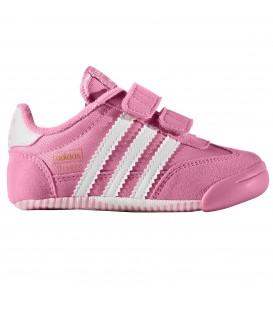 Comprar Patucos Adidas Dragon L2W Crib BB5236 en color rosa para bebé al mejor precio en chemasport.es. Compra tus modelos favoritos al mejor precio